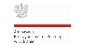 Partner Konkursu - Ambasada RP w Lublanie